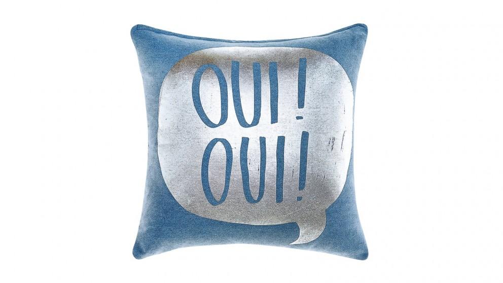 Oui Oui Cushion