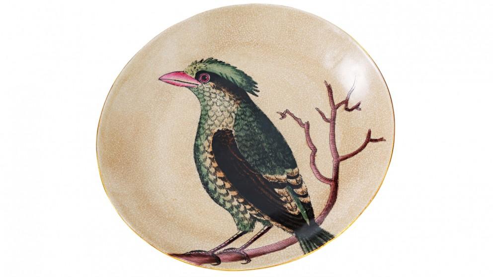 Ornithology B Wall Plate