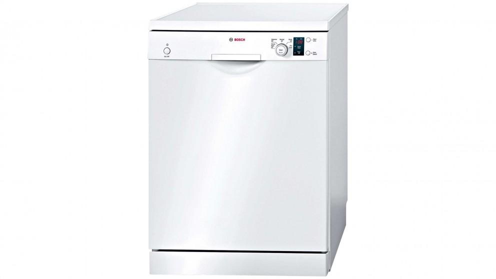 Bosch SMS50E32AU White Freestanding Dishwasher