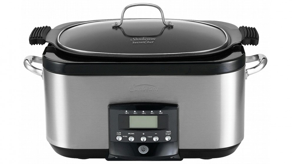 Sunbeam SecretChef Electronic Sear and Slow Cooker