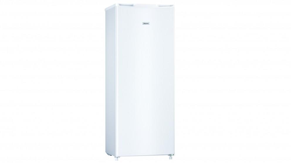 Hisense 177L White Vertical Frost Free Freezer