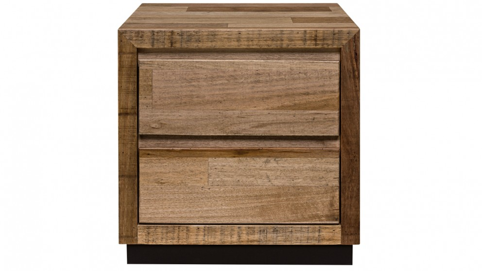 Javier 2 Drawer Small Bedside Table