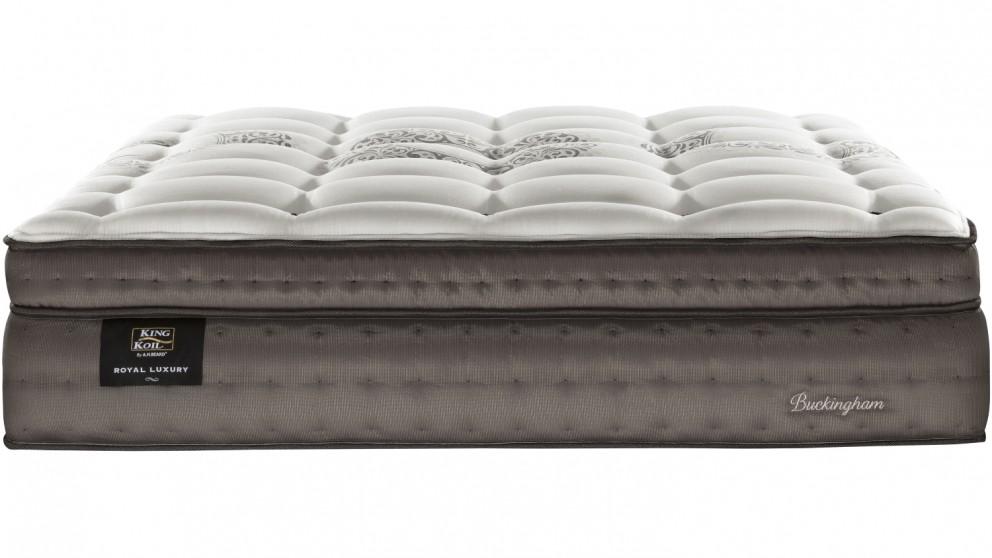 King Koil Royal Luxury Buckingham Plush Mattress