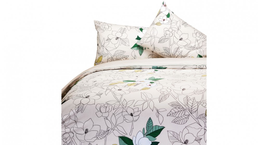 Shannon Fricke Nightgarden Quilt Cover Set - Floral