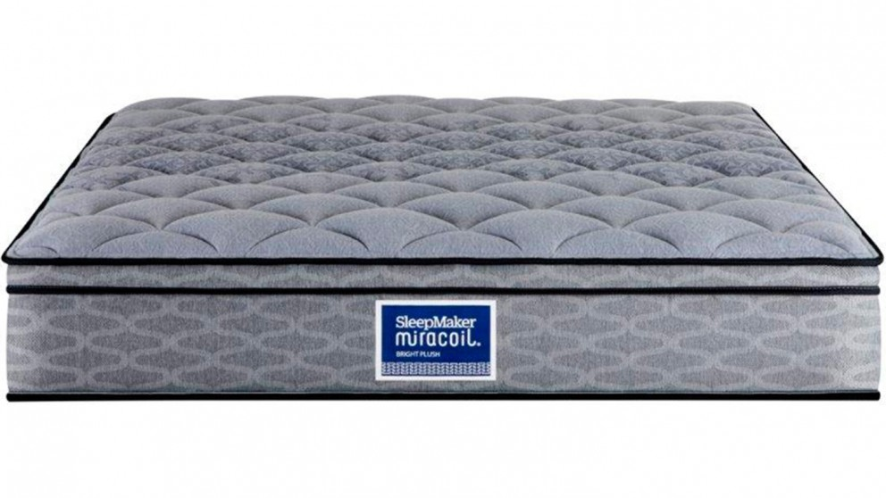 Sleepmaker Miracoil Bright Plush Mattress