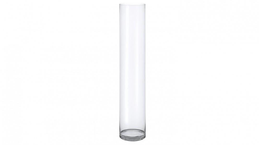 Glass Cylinder Vase 100cm