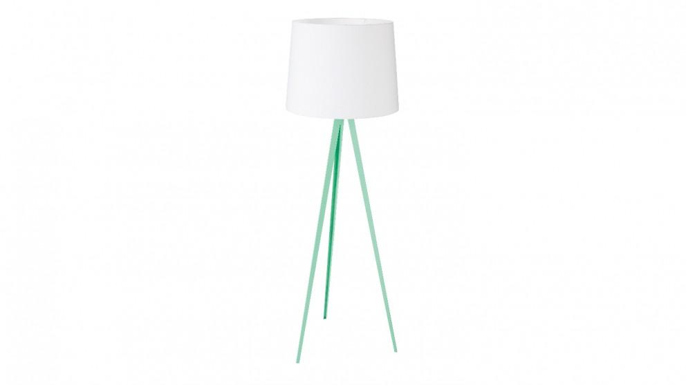 sale retailer e57f9 0a3d2 Oslo Floor Lamp - White - Mint