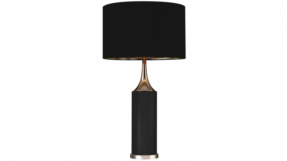 Aria Table Lamp - Black