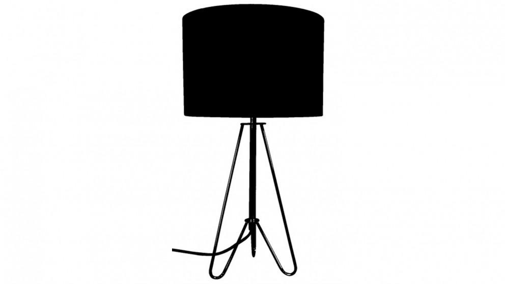 Kludo Table Lamp - Black