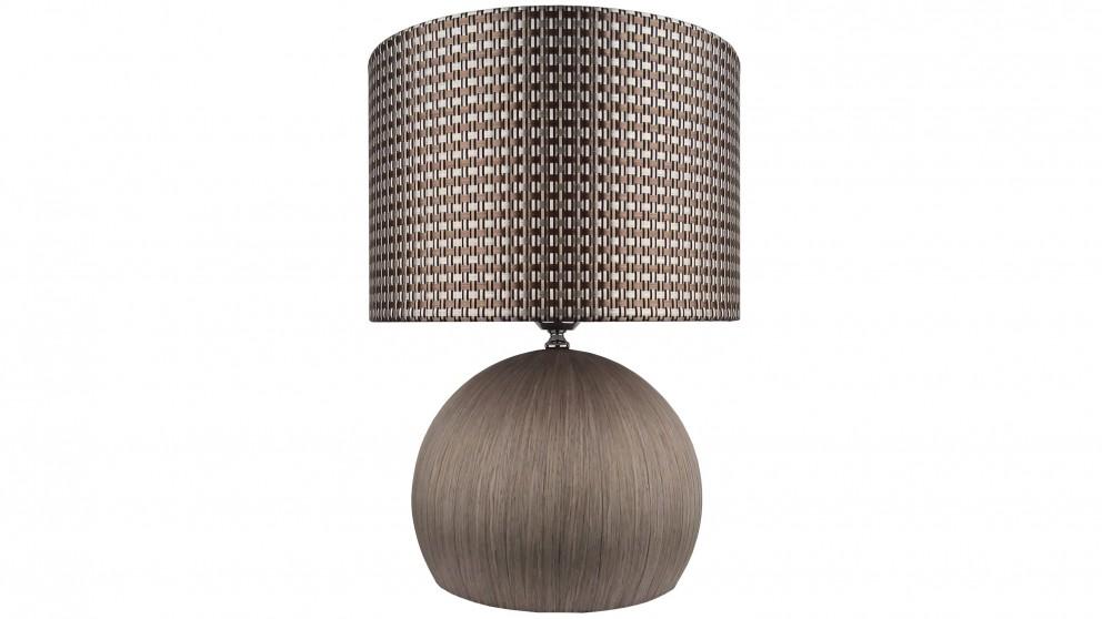 Hans Table Lamp - Grey