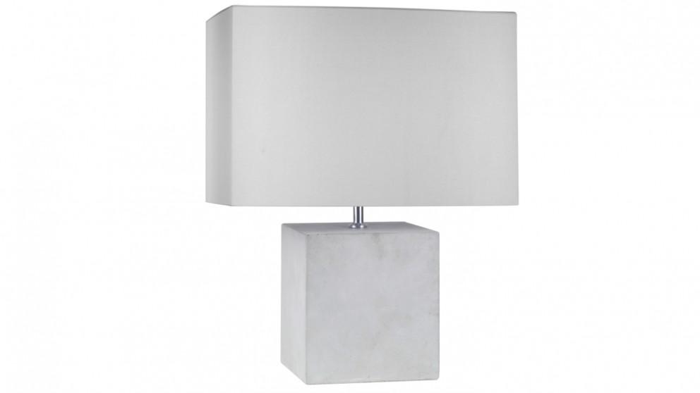 Maya Table Lamp - Grey