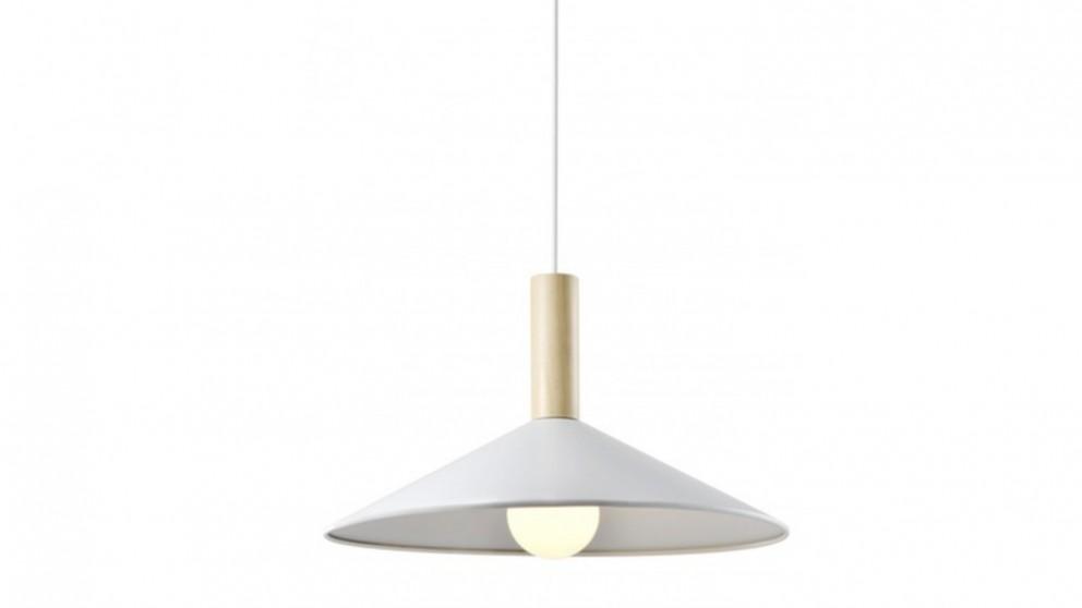 Mauritz Pendant Light - White