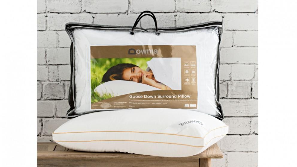 Buy Downia Goose Down Surround Standard Pillow