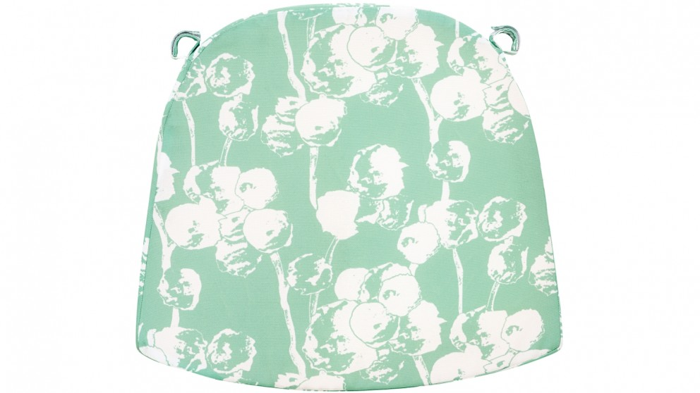 Willow Outdoor Chair Pad - Mint