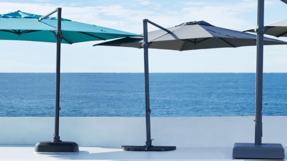 Ravello 3m Square Cantilever Umbrella