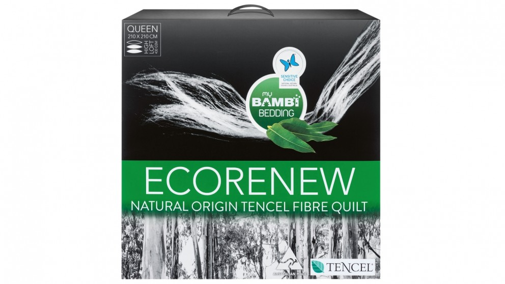 EcoRenew Tencel Light Loft Quilt