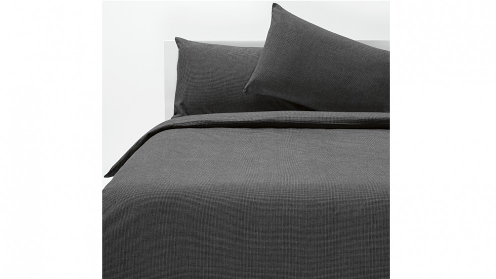Grille Quilt Cover Set