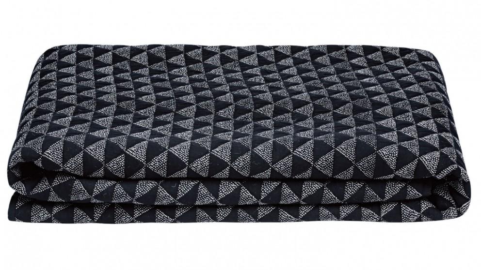 Block Coverlet