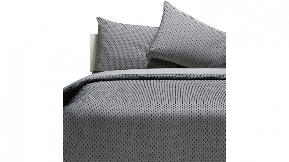Domayne Luxuries Akan Quilt Cover Set