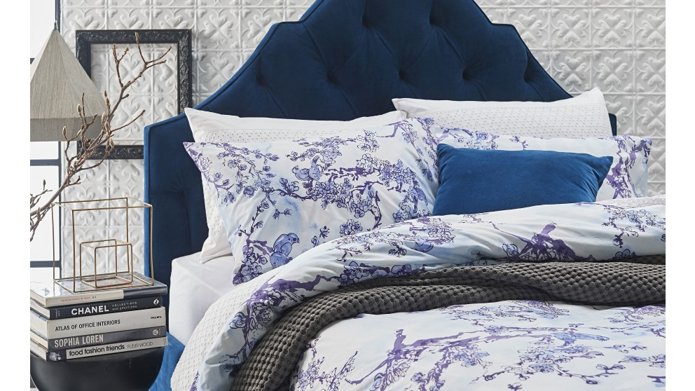 Domayne Luxuries Willow Quilt Cover Set