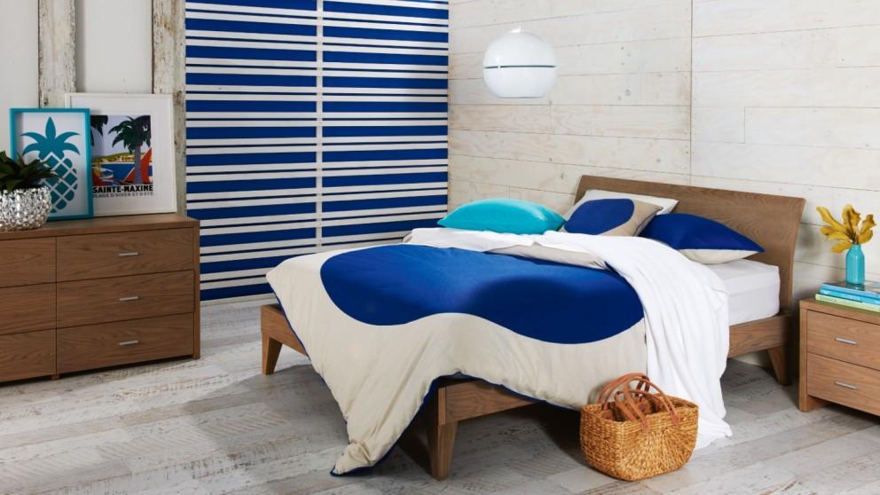 Taper Bed Base