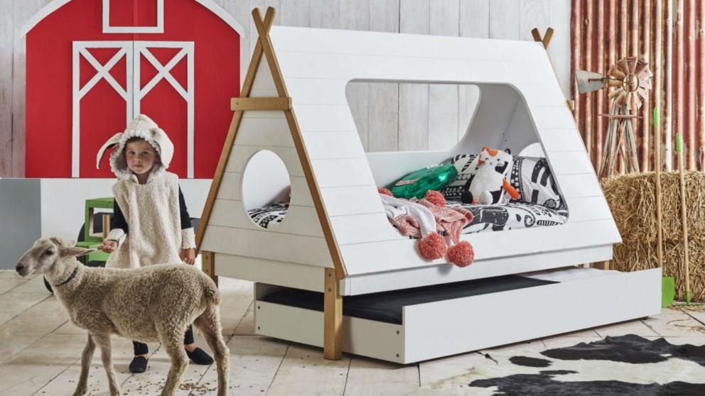 Tee Pee Kids Bed Frame