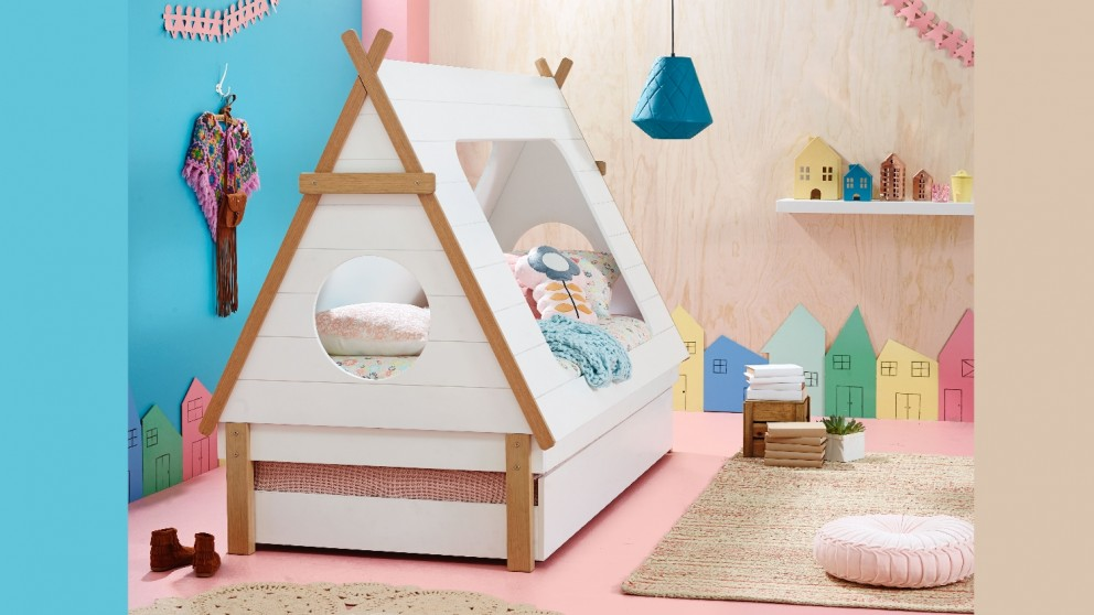 Tee Pee Kids Bed Canopy & Buy Tee Pee Kids Bed Canopy | Domayne AU