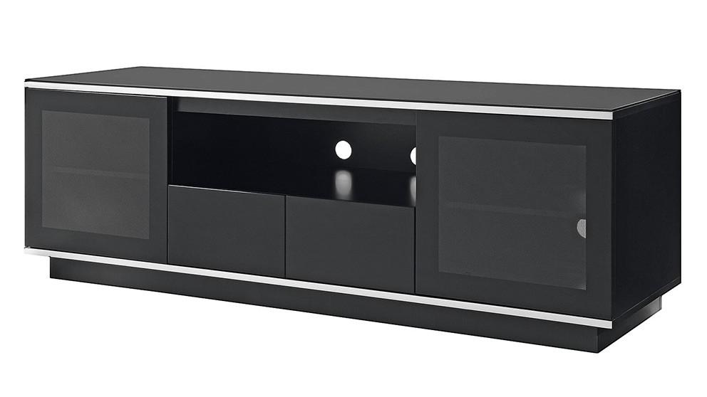 Tauris Titan 2100 TV Stand - Black
