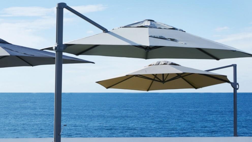 Trieste 4m Octagonal Cantilever Umbrella