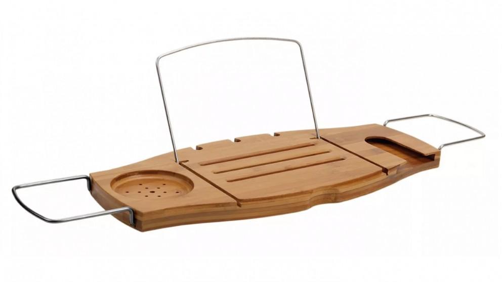 Conceal Boekenplank Umbra : Buy aquala bath caddy bamboo domayne au