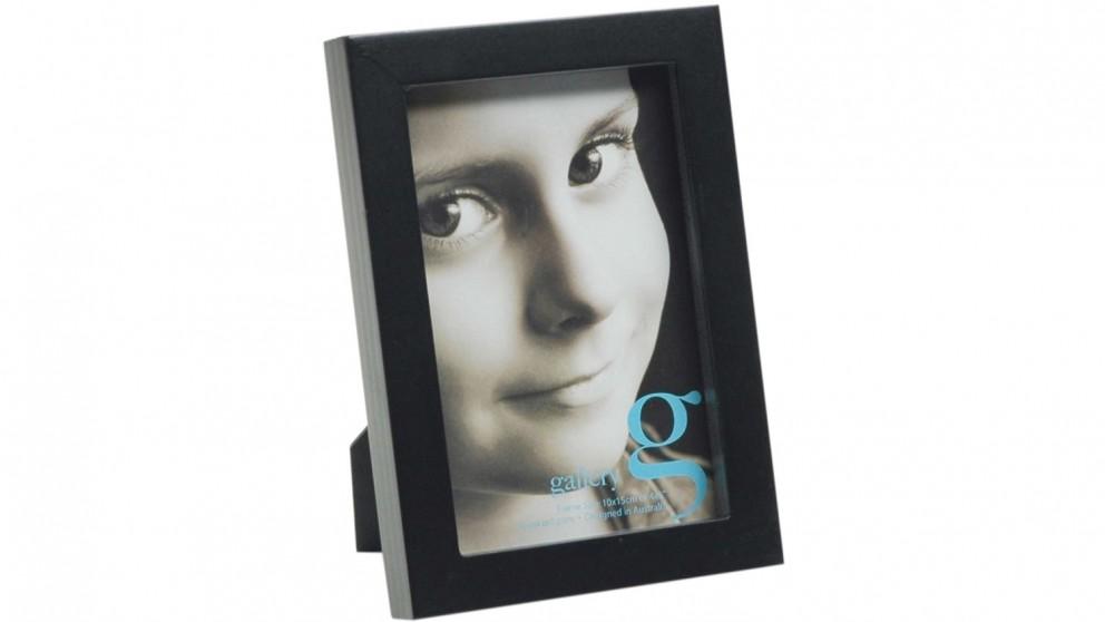 "UR1 Gallery 4""x6"" Photo Frame - Black"