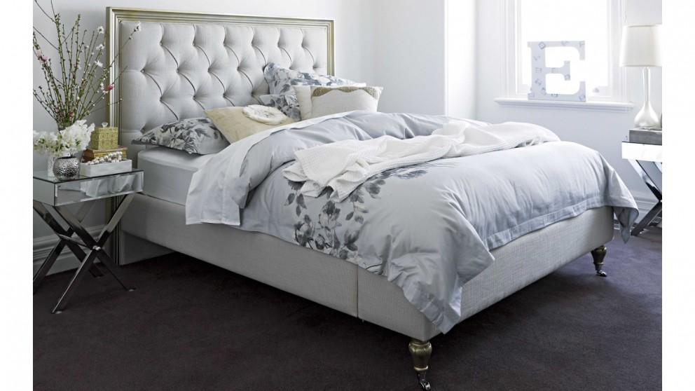Verona Fabric Bed Frame