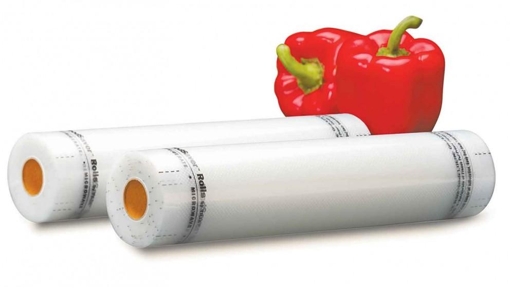 Sunbeam 280mm FoodSaver Vacuum Sealer Double Roll