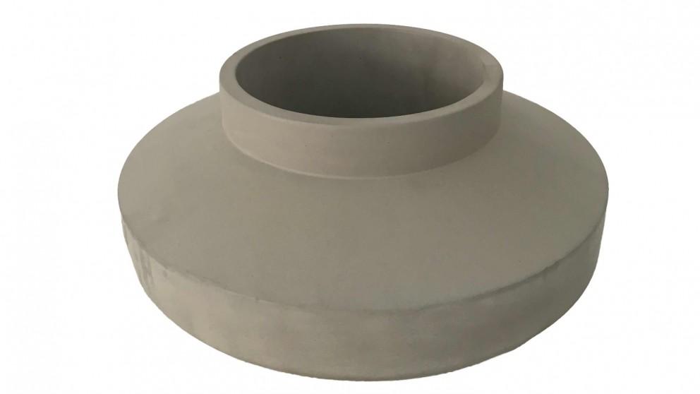 Concrete Wide Vase