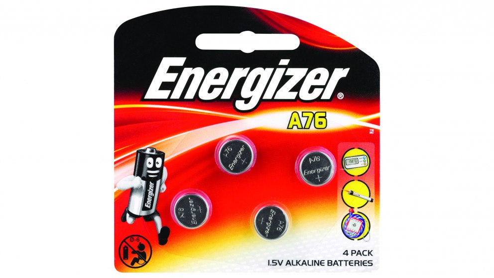 Energizer Calculator A76 Batteries