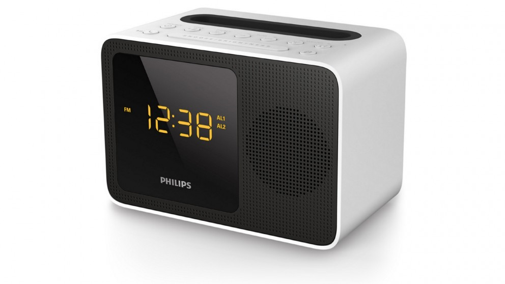 Philips AJT5300 Digital Clock Radio with Bluetooth