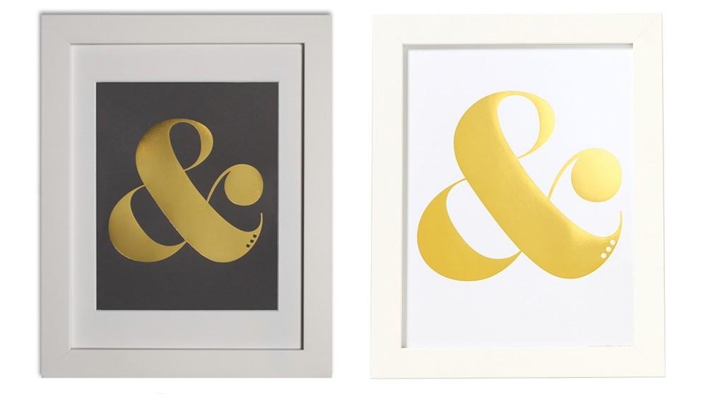 Ampersand Print