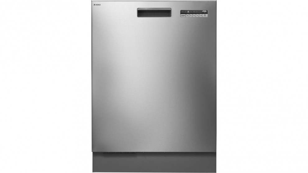 Asko Built-in 82cm Dishwasher - Stainless Steel