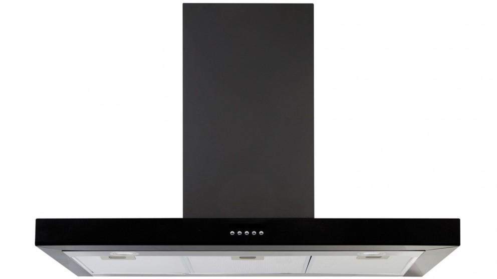 Belling 90cm Linear Rangehood - Black