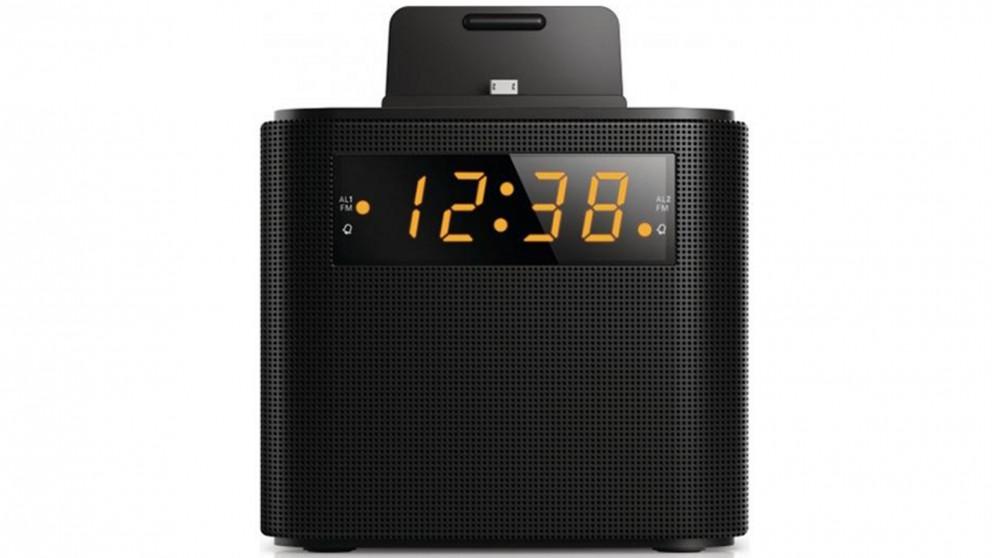 Philips AJ3200 Dual Alarm FM Radio and Charging Dock