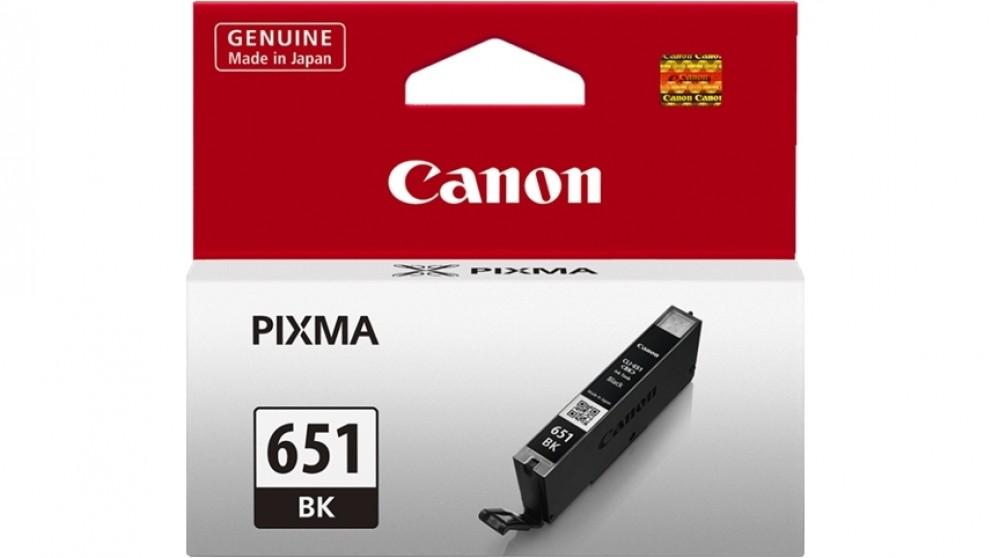 Canon CLI-651 Ink Cartridge - Black