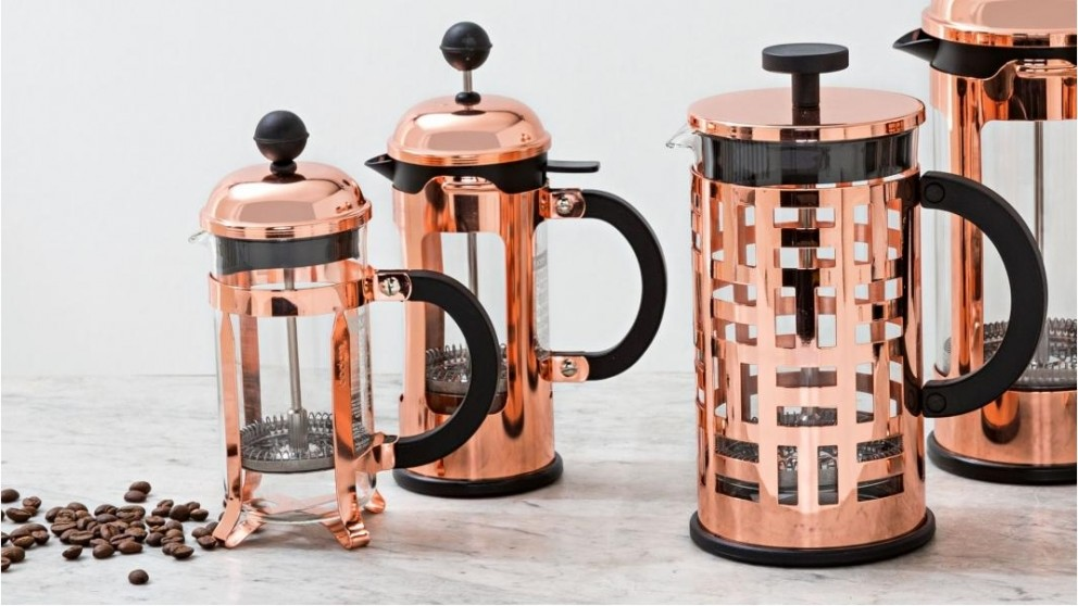 Bodum Chambord 3 Cup French Press - Copper