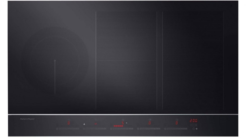 Fisher & Paykel 900mm 5 Zone Induction Cooktop