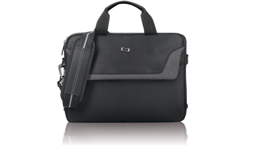 "Solo Pro 14.1"" Laptop Slim Brief - Black"