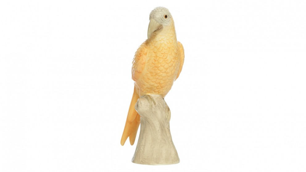 Poly Parrot Ornament
