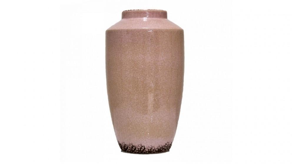 Erin Pink Flower Vase