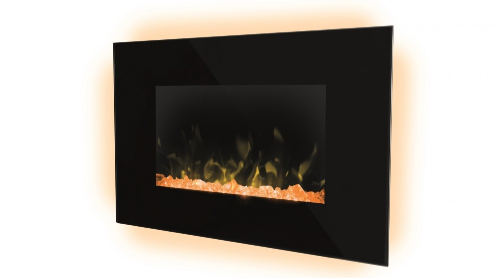 Buy Dimplex Toluca Deluxe 2kW Optiflame LED Wall Mounted Electric ...