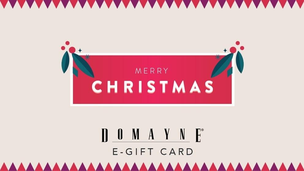 Domayne e-Gift Card - Christmas