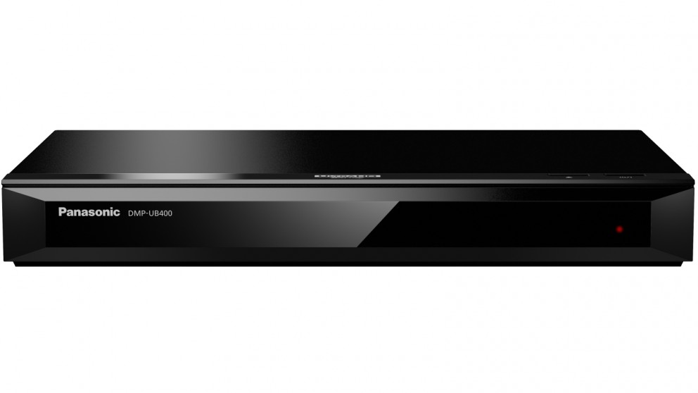 Panasonic UB400 4K Ultra HD Blu-ray Player