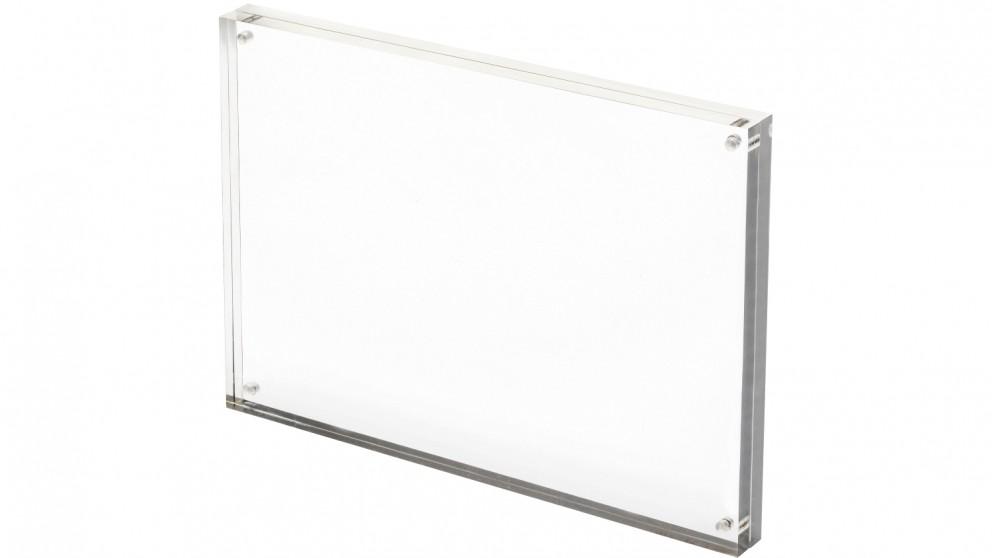 Buy Magnetic Acrylic A4 Frame | Domayne AU